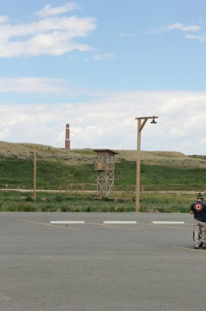 Heart Mountain Interpretive Center: Guard Tower