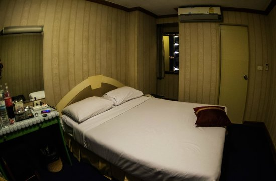 Nasa Vegas Hotel : Базовый номер.