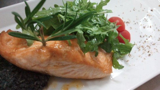 Sassorosso : Scottish salmon™