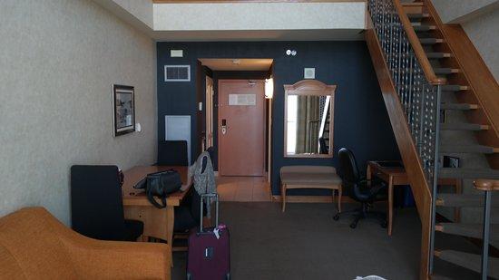Niagara Falls Marriott on the Falls : First floor