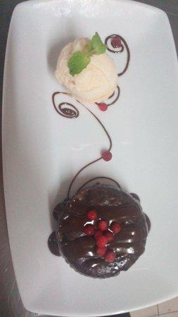 Sassorosso: Chocolate flam™