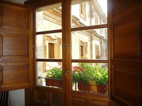 Hotel Real Colegiata de San Isidoro: vue