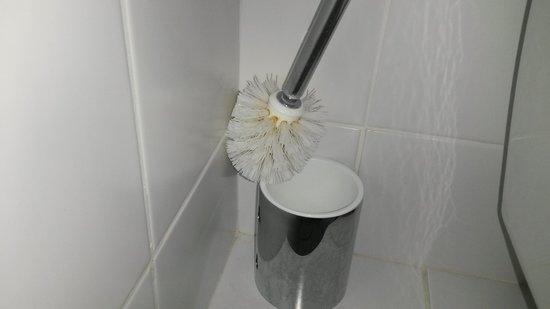 Hôtel Punta Lara : toilette