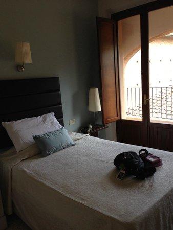 Hotel Alma Domus: my room