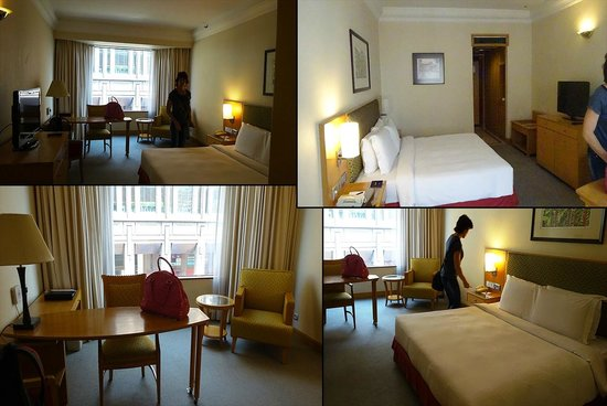 Melia Kuala Lumpur: Basic room