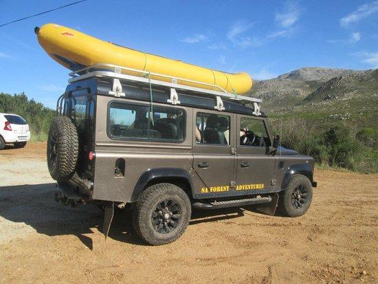 SA Forest Adventures Kleinmond: SA Forest Adventures