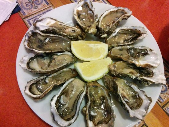 La Concha : Oysters