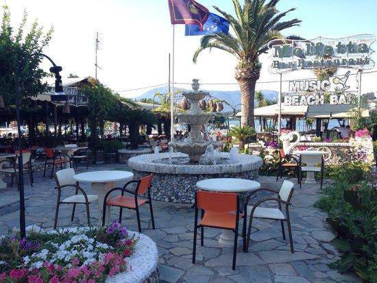 Molfetta Beach Hotel: Ingresso