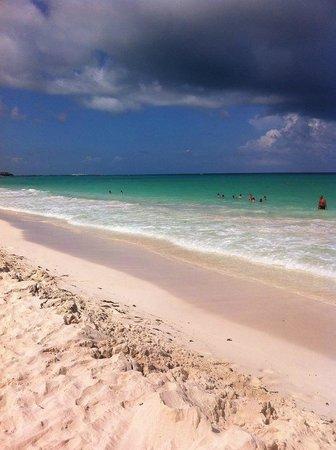 Valentin Imperial Riviera Maya: The ocean