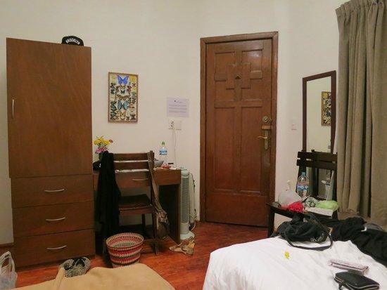 Casa Comtesse: The room