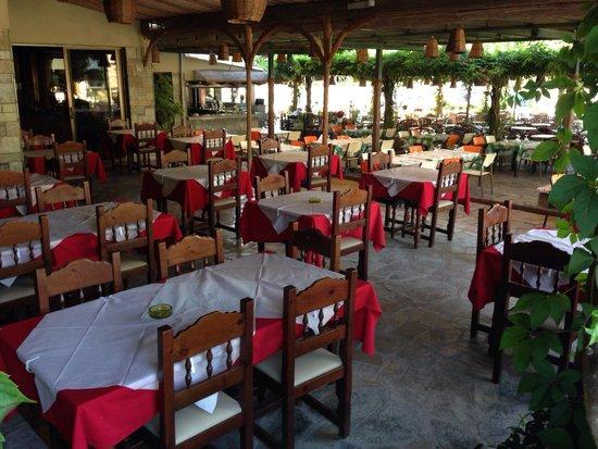 Molfetta Beach Hotel: Ristorante