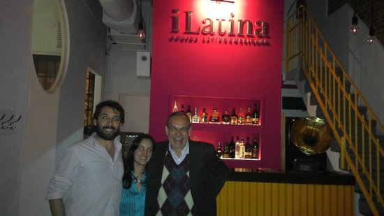 i Latina: el mejor lugar para agasajar una visita especial