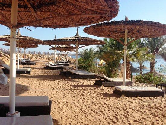 Le Royale Sharm El Sheikh, a Sonesta Collection Luxury Resort: Private Beach