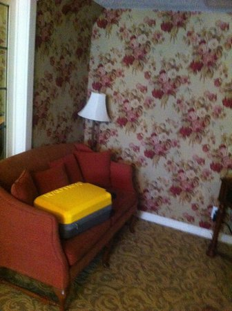 Seven Gables Inn: Suite