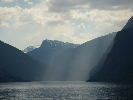 Fjord Tours: From the ferry