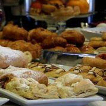 Hotel Presidente: Desayuno Buffet Americano