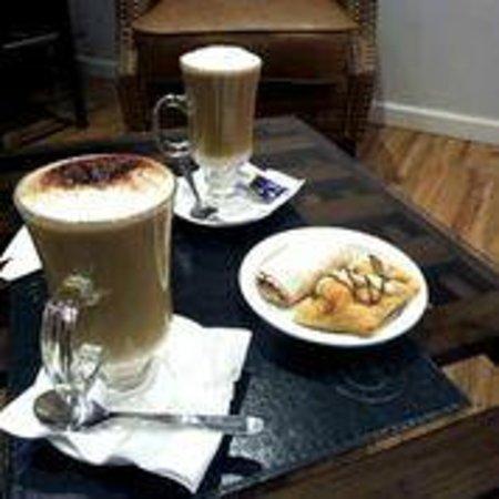 Hotel Presidente: Cafe