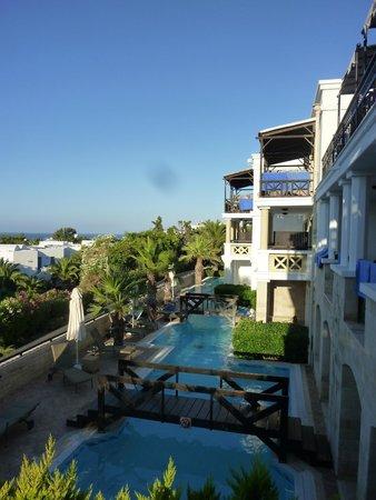 Aldemar Royal Mare Thalasso Resort : Vue de la chambre