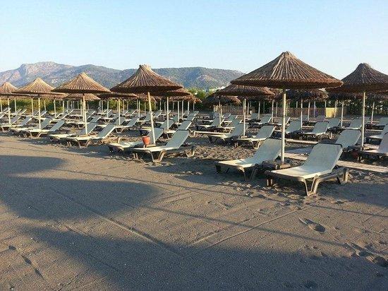 Hilton Dalaman Sarigerme Resort & Spa: BEACH