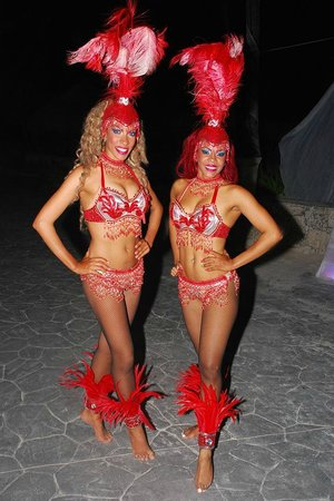 Majestic Colonial Punta Cana : Entertainment ...