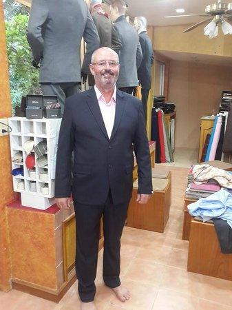 Ash Tailor Samui : semi slim fit suit