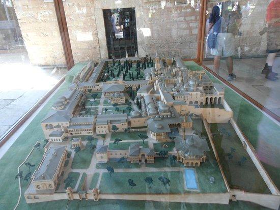 Topkapi Palace: Макет Топкапы
