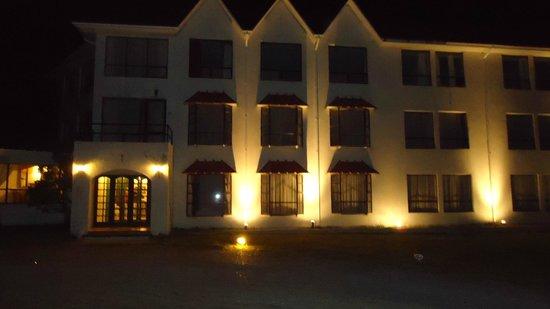 Hotel HD Natales: fachada do hotel