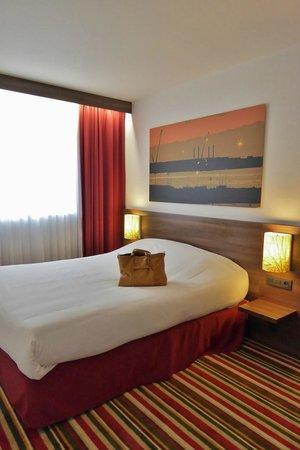 Ibis Styles Zeebrugge: Bequeme Betten