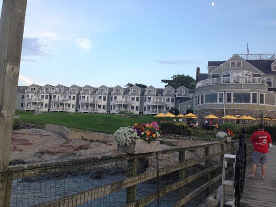Bar Harbor Inn: Lovely hotel