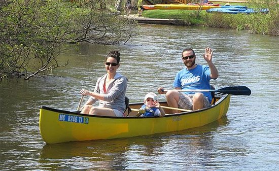 For the most part perfect - Review of Penrod's AuSable Canoe and Kayak Rentals, Grayling, MI