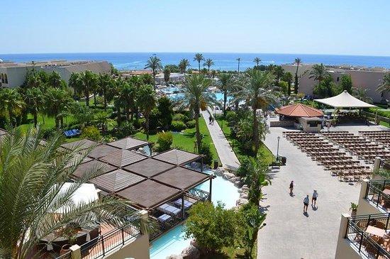 Atlantica Club Aegean Blue: Aegean blue (room view)