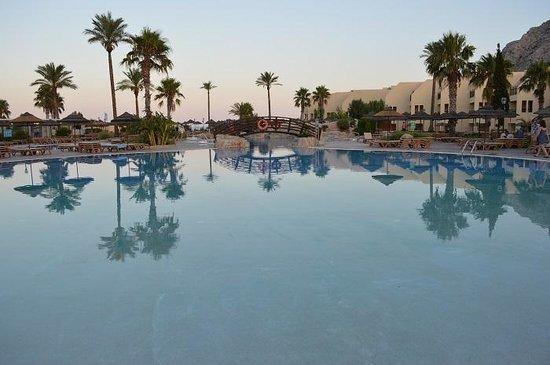 Atlantica Club Aegean Blue: Aegean blue (pools area)