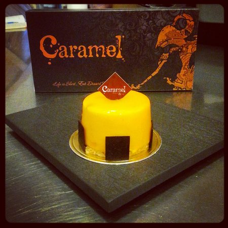 CarameL Ubud: Phillys - Philadelphia Cheese & Salted Caramel