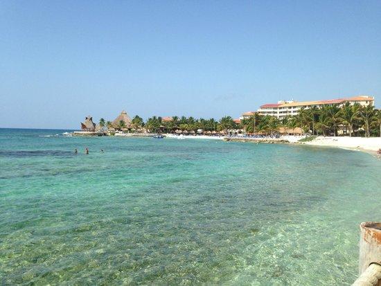 Catalonia Riviera Maya: view of beach