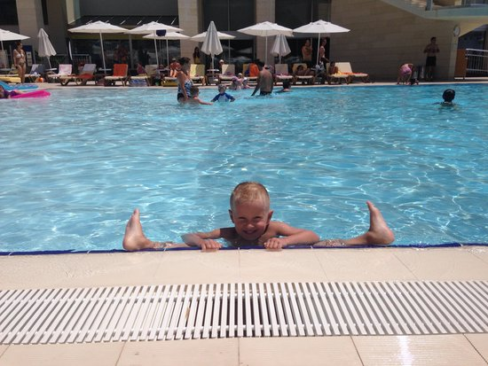 Orka Sunlife Hotel: Couldn't be happier!