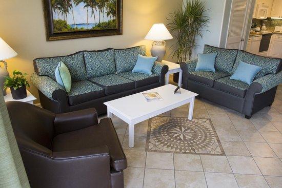 Presidential Villas Living Room