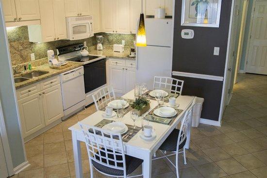 Presidential Villas Kitchen Picture