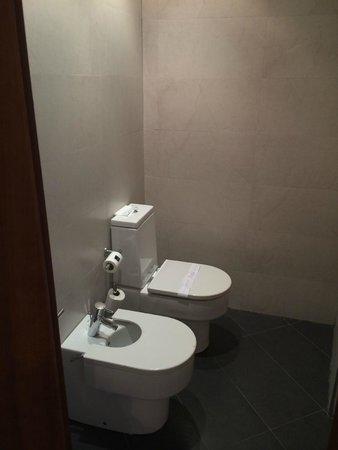Silken Ciudad Gijon: Baño