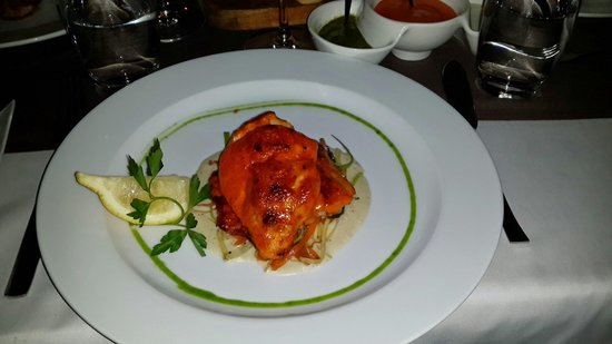 Seven Seafood & Grill : Red Snapper du jour at Seven Seafood and Grill