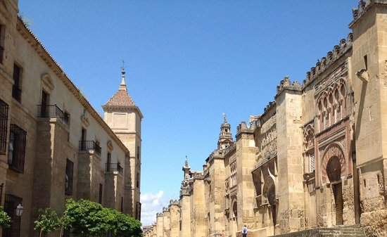 Historic Centre of Cordoba: Calle Torrijos