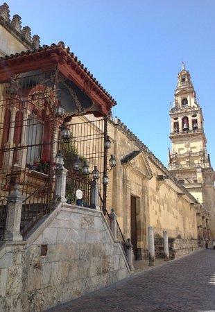 Historic Centre of Cordoba: Calle Cardenal Herrero