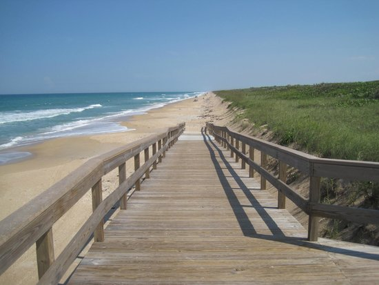 Apollo Beach: The ramp at #5