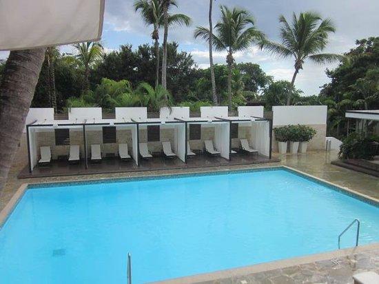 Casa de Campo Resort & Villas : Área da piscina