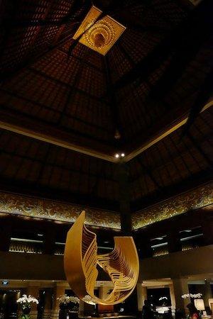 INTERCONTINENTAL Bali Resort: ロビー
