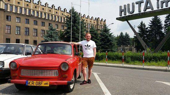 Crazy Guides - Private Tours: East German whip