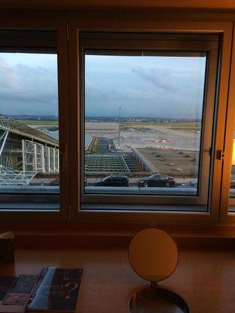 Sheraton Paris Airport Hotel & Conference Centre : Vue
