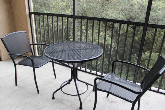 Tuscana Resort Orlando by Aston : Balcony