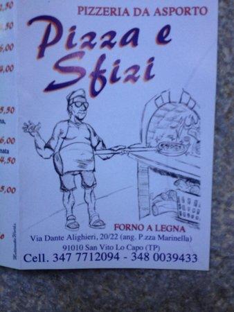 Pizza E Sfizi : Volantino