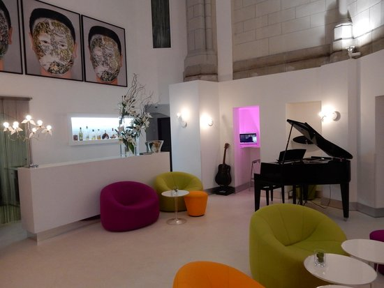Hotel Sozo Lobby