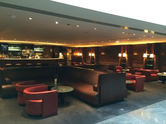 Sheraton Paris Airport Hotel & Conference Centre: Bar